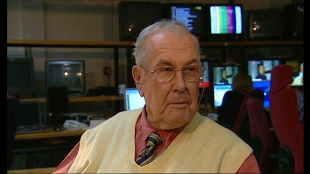 Tim Gudgin retires from broadcasting