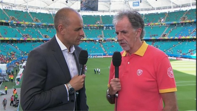Mark Lawrenson - BBC Sport - World Cup 2014 (1)