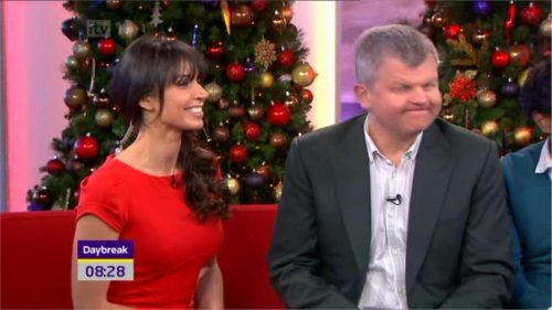 Adrian Chiles and Christine Bleakley signs off Daybreak 12-05 12-36-40
