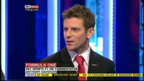 Anthony Davidson - Sky Sports F1 Presenter (3)