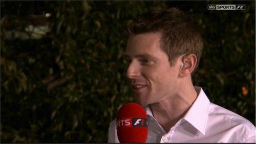 Anthony Davidson - Sky Sports F1 Presenter (5)