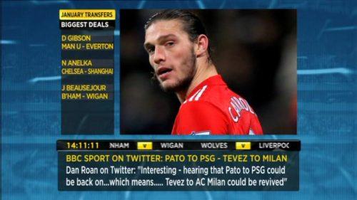 301 (eng) Football Forum - Transfer Deadline... 01-31 14-11-06