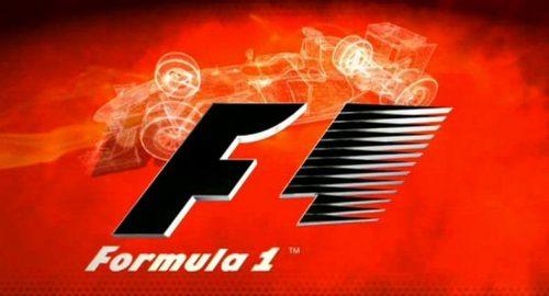 Sky Sports F1 Graphic