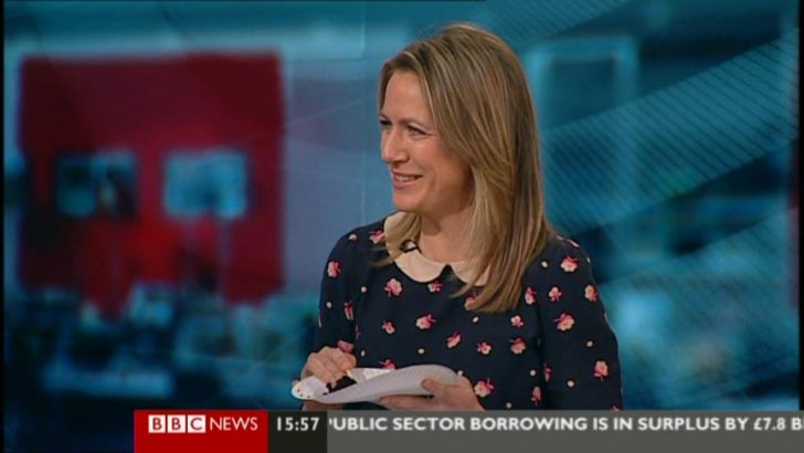 Sports presenter Celina Hinchcliffe leaves the BBC