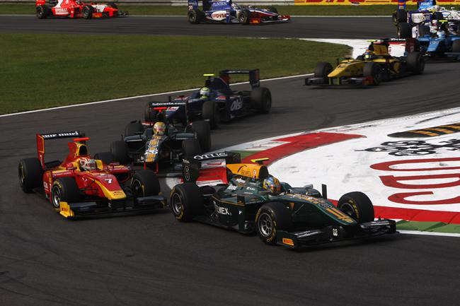 GP2 and GP3 on Sky Sports F1 HD