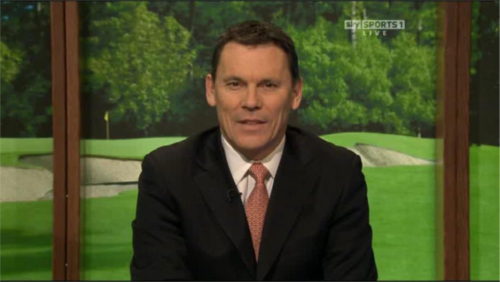 Sky Sports Golf Presenters & Commentators