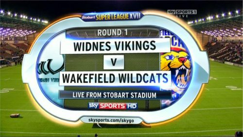 Sky Sports 1 Live Super League 02-03 19-02-02