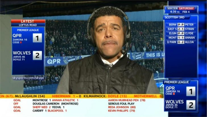 Sky Spts News Gillette Soccer Saturday 02-04 16-40-00
