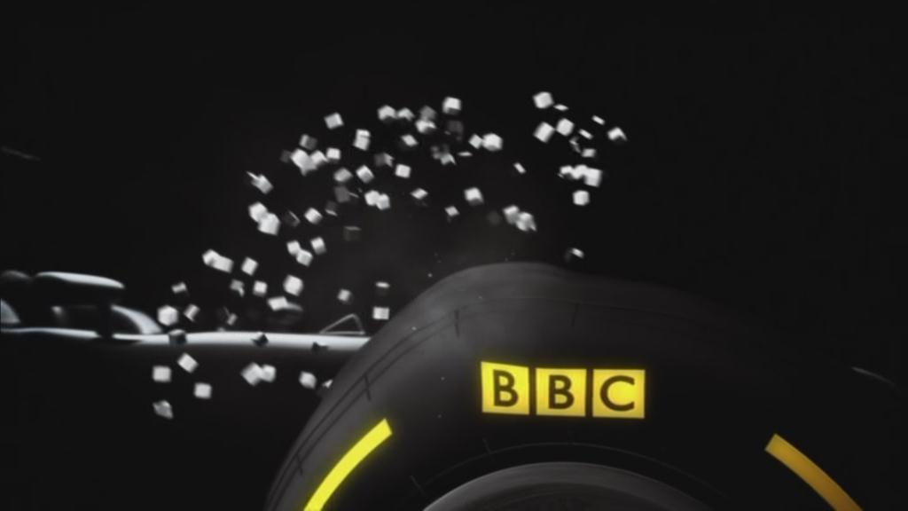 BBC Formula One Titles 2012