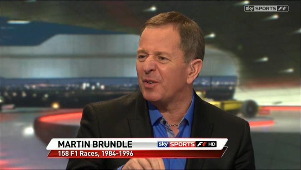 Where's Martin Brundle? Makes racing return at Le Mans 2016, Misses European GP
