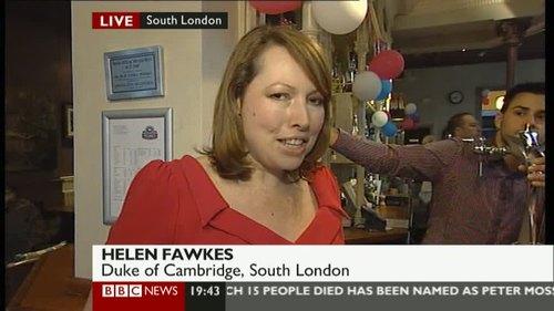 BBC Journalist Helen Fawkes has died