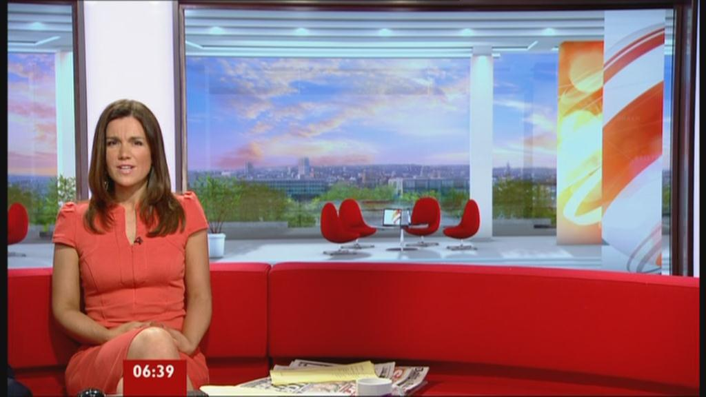 BBC Breakfast - BBC News Presenters