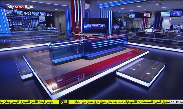 Sky News Arabia TV Channel to Launch on May 6