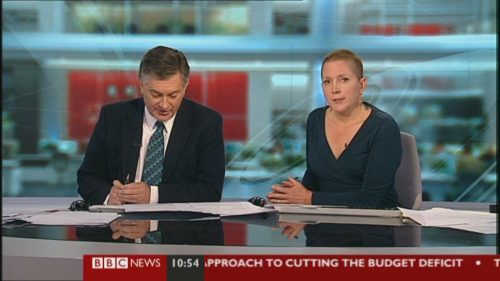 Carrie Gracie Returns to the BBC News Channel (1)