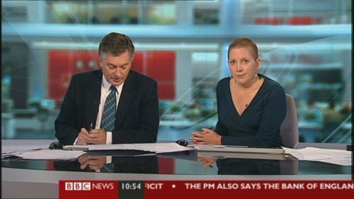 Carrie Gracie Returns to the BBC News Channel (2)