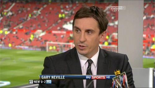 Gary Neville - Sky Sports (3)