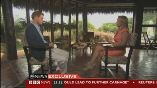Katie Couric Interviews Princes William and Harry (1)
