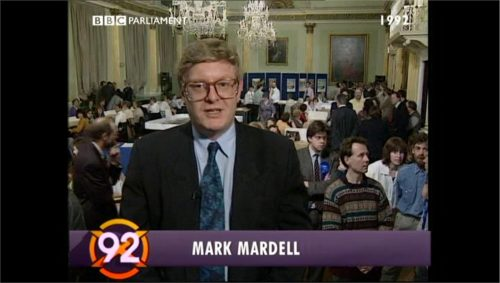 Mark Mardell - BBC PARLMNT Election 92 04-09 12-09-26 (4)