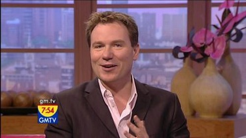 Richard Arnold on GMTV