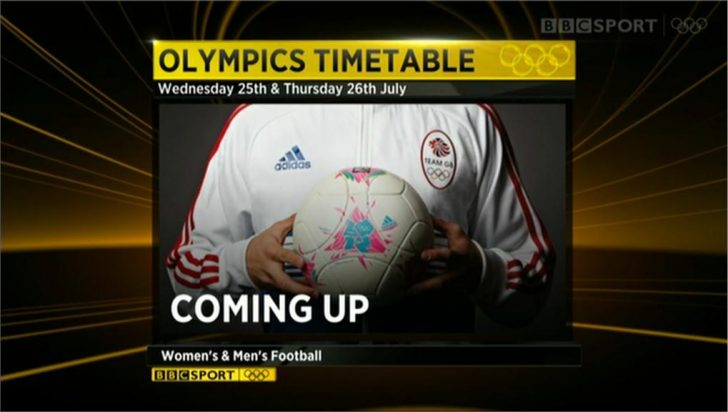 BBC to broadcast parts of London 2012 coverage in 3D