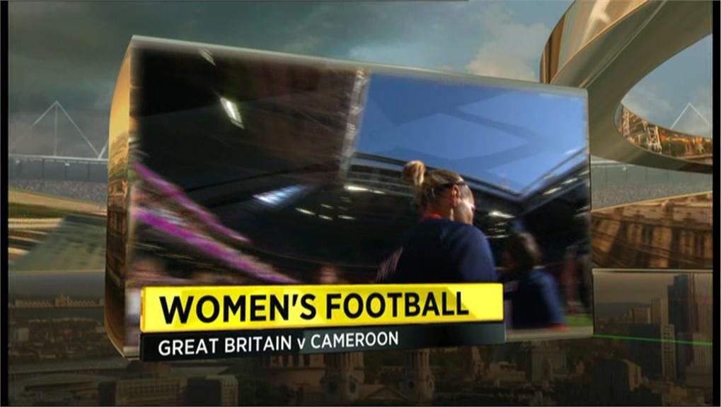 Images: BBC London 2012 Graphics