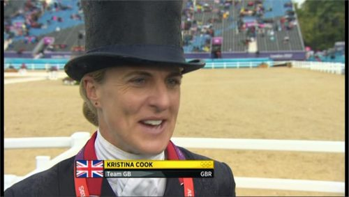 Example of BBC Sports graphics during London 2012 (5)
