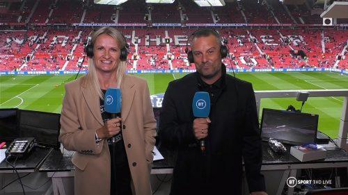 Lucy Ward - BT Sport Commentator (2)