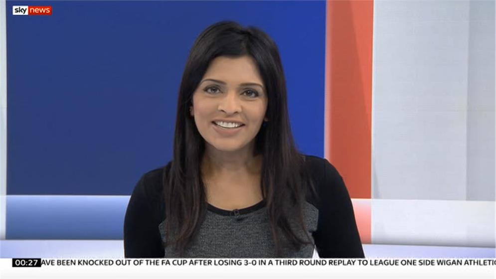 Sam Naz - Sky News Overnight Presenter (2)