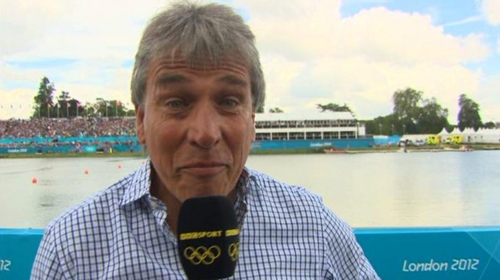 John Inverdale in tears as Mark Hunter and Zac Purchase win Silver Medal