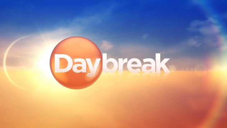 ITV release new Daybreak logo