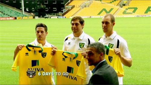 Sky Sports News Promo 2012 - Transfer Deadline Day (10)