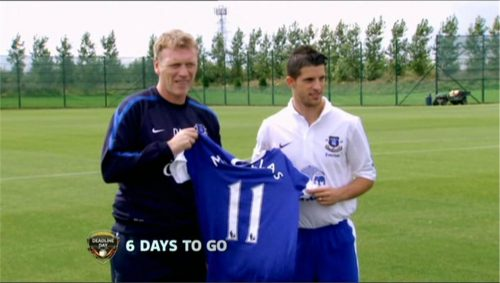 Sky Sports News Promo 2012 - Transfer Deadline Day (11)
