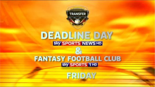 Sky Sports News Promo 2012 - Transfer Deadline Day (15)