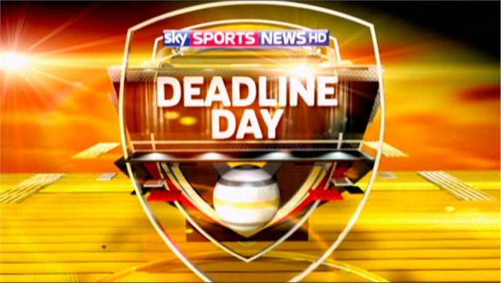 Sky Sports News Promo 2012 - Transfer Deadline Day (2)