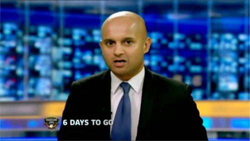 Sky Sports News Promo 2012 - Transfer Deadline Day (7)