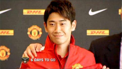 Sky Sports News Promo 2012 - Transfer Deadline Day (9)