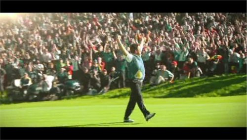 Sky Sports Promo - The Ryder Cup 2012 - It's Golf, but not as you know it (1)