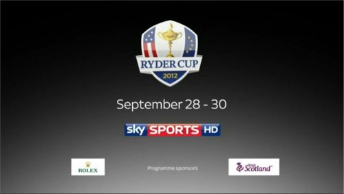 Sky Sports Promo - The Ryder Cup 2012 - It's Golf, but not as you know it (10)