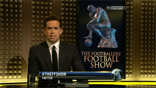 The Footballers Football Show - Graphics (1)