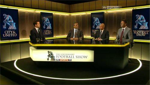 The Footballers Football Show - Studio (1)