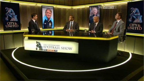 The Footballers Football Show - Studio (2)