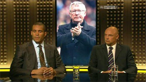 The Footballers Football Show - Studio (3)