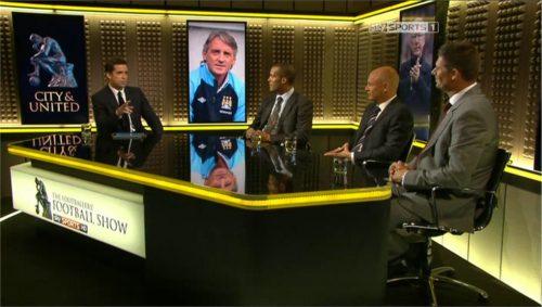 The Footballers Football Show - Studio (4)