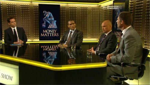 The Footballers Football Show - Studio (5)