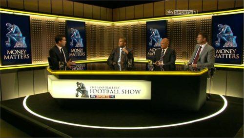 The Footballers Football Show - Studio (6)