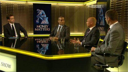 The Footballers Football Show - Studio (7)