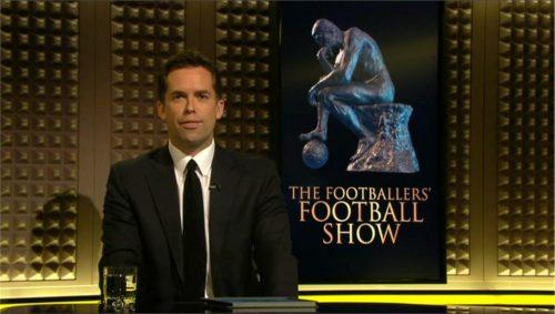 The Footballers Football Show - With David Jones (1)