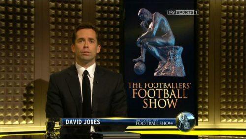 The Footballers Football Show - With David Jones (2)