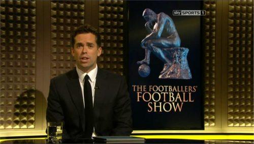 The Footballers Football Show - With David Jones (3)