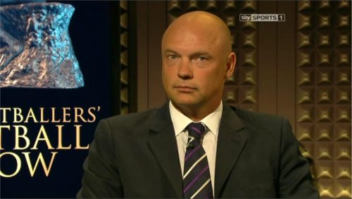 The Footballers Football Show With Guests (2)